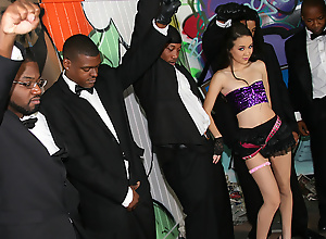 Us black men have been shop-worn again. We rump..