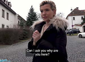 Public Agent Hot MILF Subil Arch gets her..