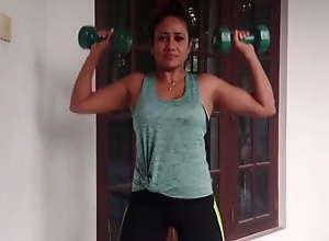 Sri Lankan Actress Medha Jayarathna Sexy Wield..