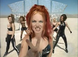 Geri Halliwell - oh an obstacle Hotness! -..