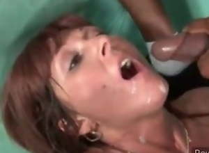 Hot moms love semen