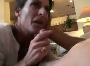 Son Creampies His Sizzling Mam