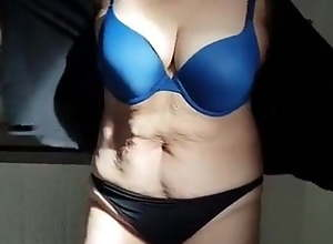Rare Mexican Cutie Gran well and gradually fucked