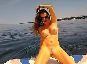 Lake Striptease