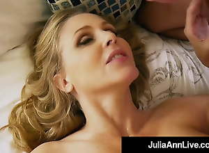 Mom I scantiness to Fuck!? Julia Ann Sucks and..