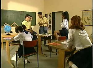 Hot young schoolgirls fucked overwrought big..