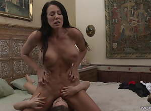 Mature Babe Is Anti First But She Gives In Finally