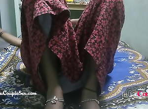 desi telugu indian village hang more than wife..