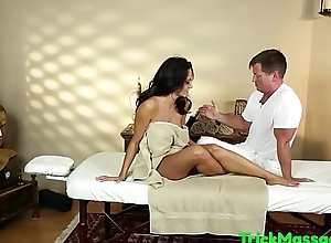 Filmed MILF massaged together with tittyfucked