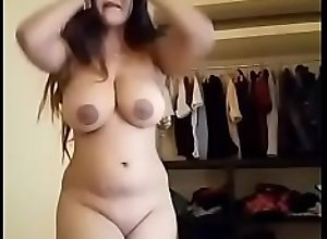 Arab Girl with Big Tits and Ass