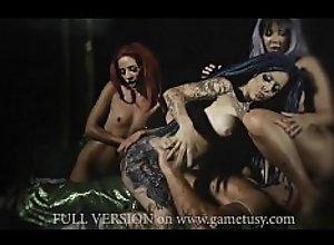 Fantasy series teaser - Orgy, Lesbian, Doggy..