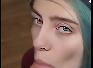 Billie Eilish's secret video