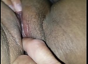 Licking asian pussy