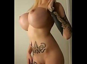 Charlotte Gullberg - Short sexy dance
