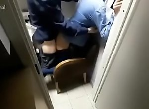 Doctor cheating during lockdown