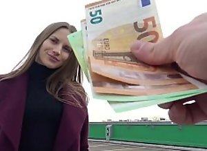 GERMAN SCOUT - SLIM TOURIST GIRL STELLA GET FUCK..