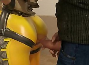 Mi Hermanastra Pequeña se Viste de Cosplay Para..