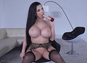 Aletta Ocean Sexy Masturbation Beautiful sex toy