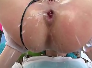 Marley Brinx's Last Anal In L.A.