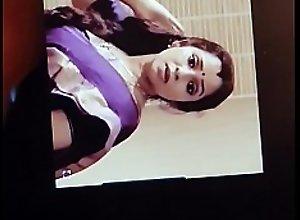 Tamil Selvi Aunty Cumshot (Tamil Serial Actress)